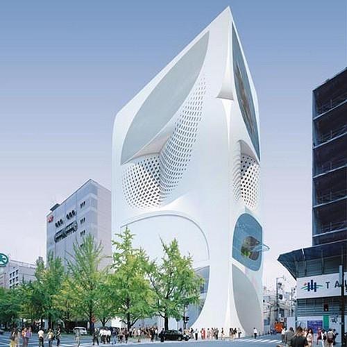 Dünyanın en ilginç mimarileri 19