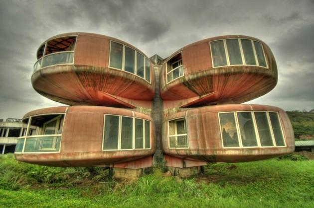 Dünyanın en ilginç mimarileri 2