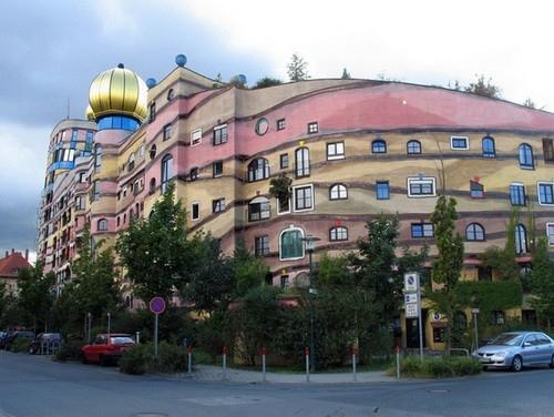 Dünyanın en ilginç mimarileri 21