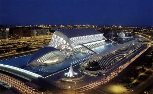 Dünyanın en ilginç mimarileri 23