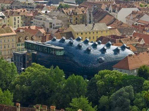 Dünyanın en ilginç mimarileri 24