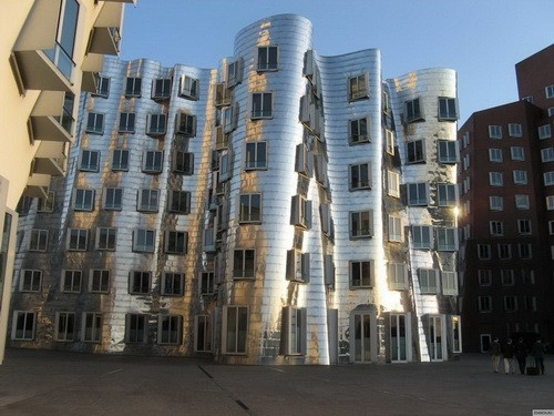 Dünyanın en ilginç mimarileri 25