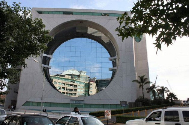 Dünyanın en ilginç mimarileri 4