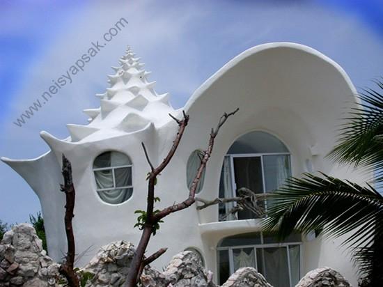 Dünyanın en ilginç mimarileri 5