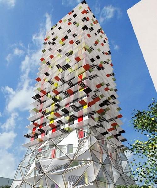 Dünyanın en ilginç mimarileri 8
