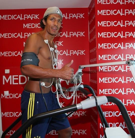 Meireles ve Alves sağlık kontrolünden geçti 9