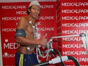 Meireles ve Alves sağlık kontrolünden geçti