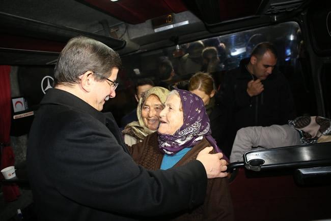Bakan Davutoğlu Konya'da 2 4
