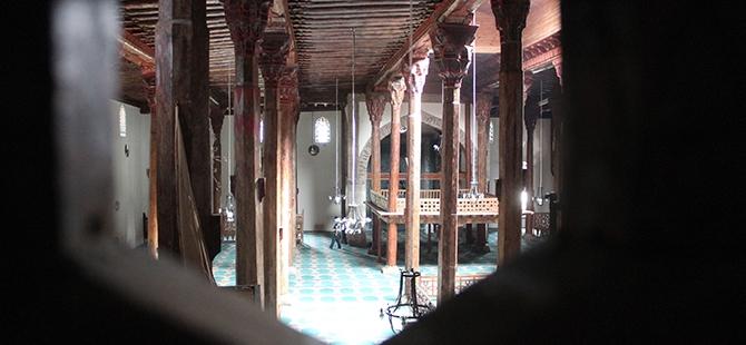 """Tarihi Eşrefoğlu Camii, """"Kalıcı Dünya Mirası"""" Olmaya Aday 1"""