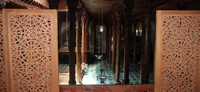 """Tarihi Eşrefoğlu Camii, """"Kalıcı Dünya Mirası"""" Olmaya Aday 13"""