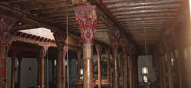 """Tarihi Eşrefoğlu Camii, """"Kalıcı Dünya Mirası"""" Olmaya Aday 2"""