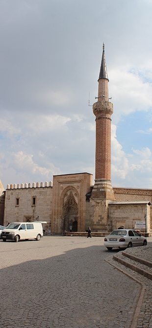 """Tarihi Eşrefoğlu Camii, """"Kalıcı Dünya Mirası"""" Olmaya Aday 20"""