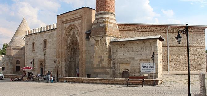 """Tarihi Eşrefoğlu Camii, """"Kalıcı Dünya Mirası"""" Olmaya Aday 21"""
