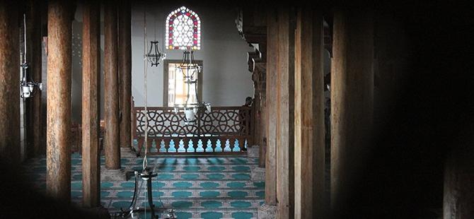 """Tarihi Eşrefoğlu Camii, """"Kalıcı Dünya Mirası"""" Olmaya Aday 3"""