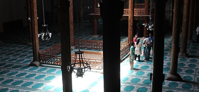 """Tarihi Eşrefoğlu Camii, """"Kalıcı Dünya Mirası"""" Olmaya Aday 6"""