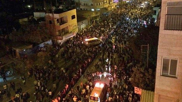 Tüm Filistin Gazze için ayaklandı 2