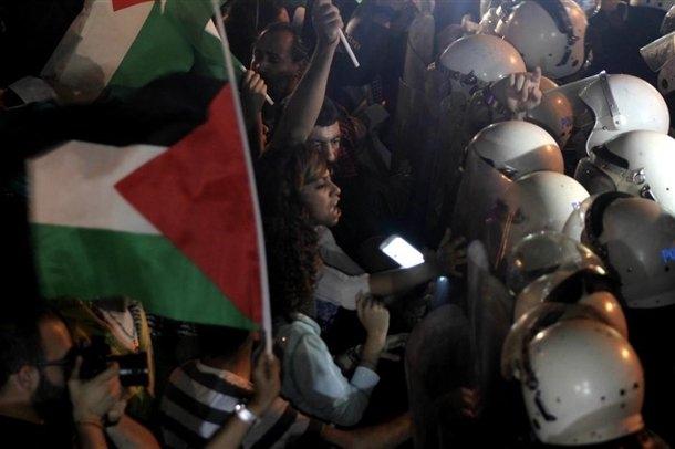 Tüm Filistin Gazze için ayaklandı 3