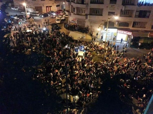 Tüm Filistin Gazze için ayaklandı 4