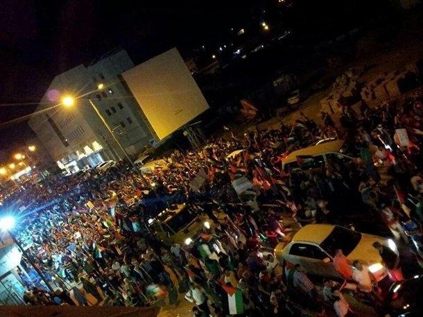 Tüm Filistin Gazze için ayaklandı 6