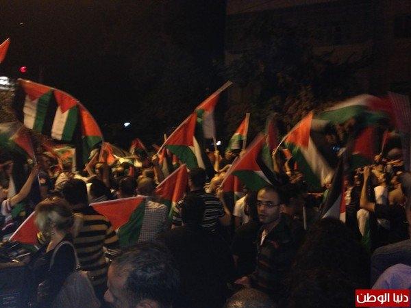 Tüm Filistin Gazze için ayaklandı 7