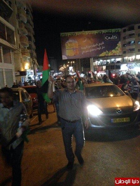 Tüm Filistin Gazze için ayaklandı 8