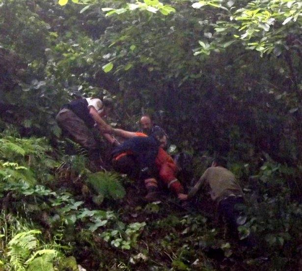 Feci kazada aynı aileden 3 kişi öldü 1