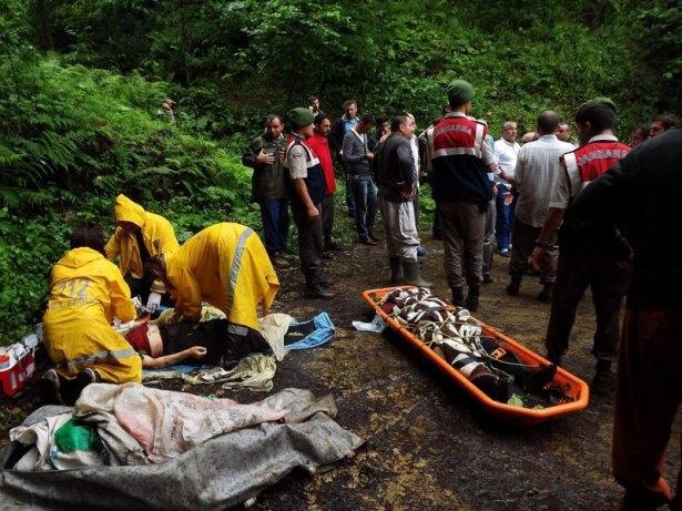Feci kazada aynı aileden 3 kişi öldü 2