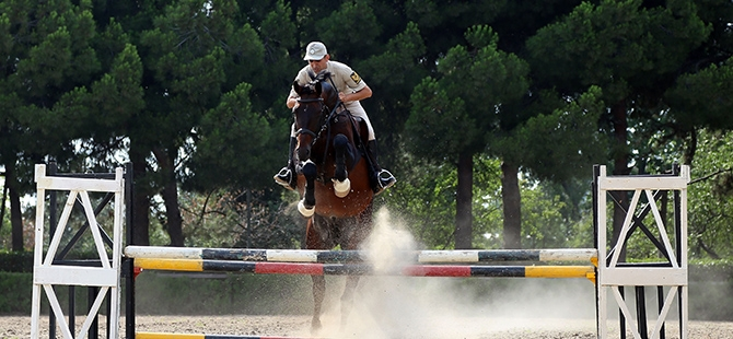 TSK'nın atları nerede yetişiyor? 3