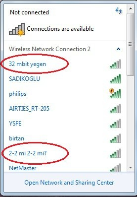 İşte en komik wifi isimleri 18