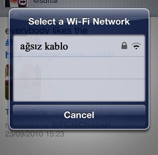 İşte en komik wifi isimleri 2