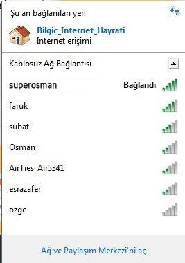 İşte en komik wifi isimleri 22