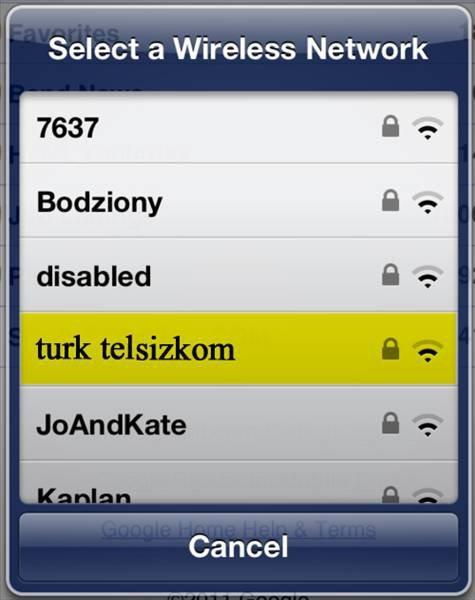 İşte en komik wifi isimleri 28