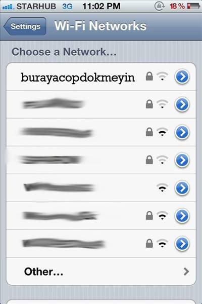 İşte en komik wifi isimleri 4