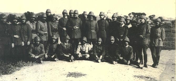 Etkileri bir asırdır süren 1. Dünya Savaşı bu karelerde 1