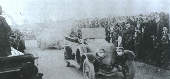 Etkileri bir asırdır süren 1. Dünya Savaşı bu karelerde 14