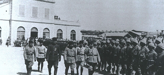 Etkileri bir asırdır süren 1. Dünya Savaşı bu karelerde 18