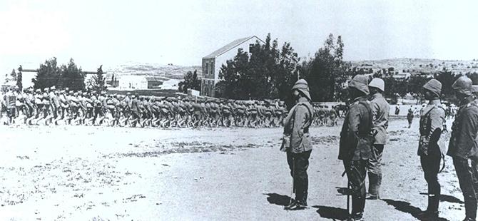 Etkileri bir asırdır süren 1. Dünya Savaşı bu karelerde 23