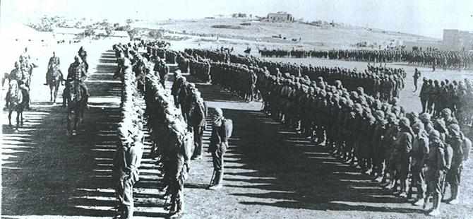 Etkileri bir asırdır süren 1. Dünya Savaşı bu karelerde 28