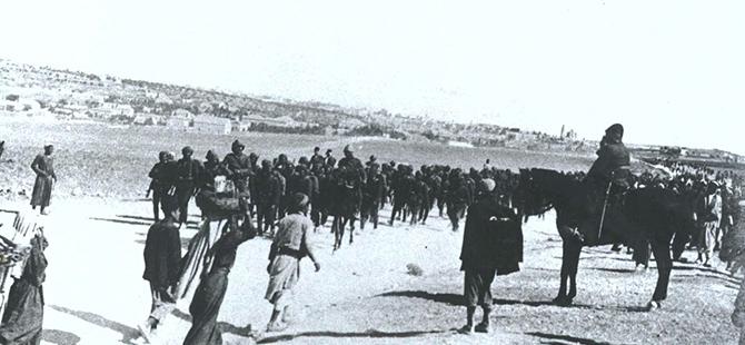 Etkileri bir asırdır süren 1. Dünya Savaşı bu karelerde 29