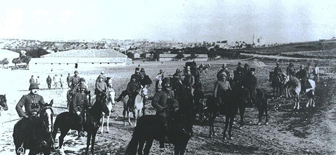 Etkileri bir asırdır süren 1. Dünya Savaşı bu karelerde 31