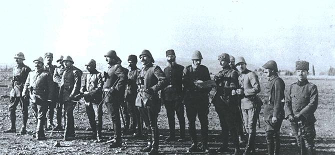 Etkileri bir asırdır süren 1. Dünya Savaşı bu karelerde 32