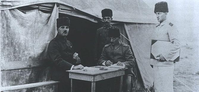 Etkileri bir asırdır süren 1. Dünya Savaşı bu karelerde 33
