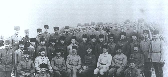 Etkileri bir asırdır süren 1. Dünya Savaşı bu karelerde 34