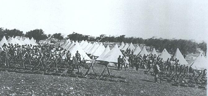 Etkileri bir asırdır süren 1. Dünya Savaşı bu karelerde 35