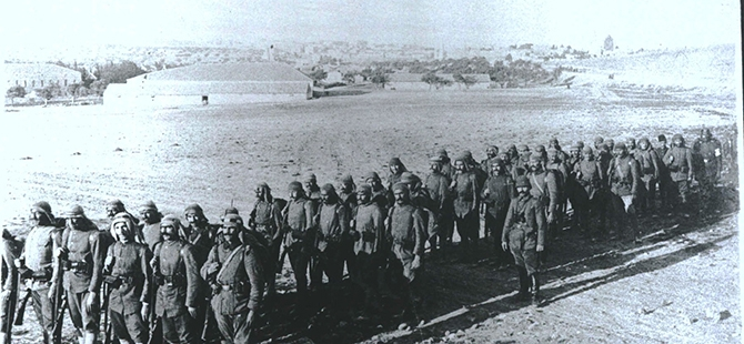 Etkileri bir asırdır süren 1. Dünya Savaşı bu karelerde 36