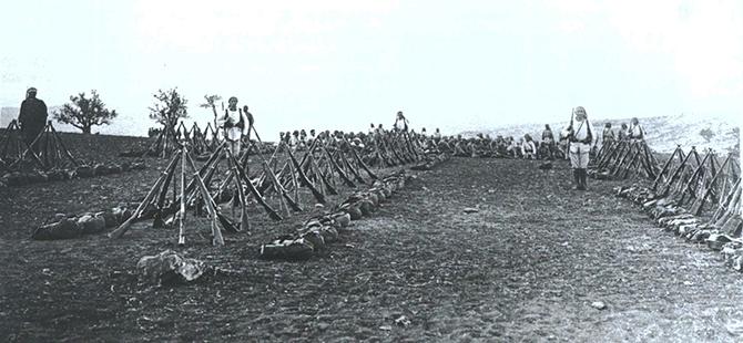 Etkileri bir asırdır süren 1. Dünya Savaşı bu karelerde 39