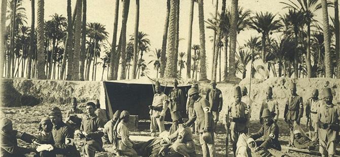 Etkileri bir asırdır süren 1. Dünya Savaşı bu karelerde 4