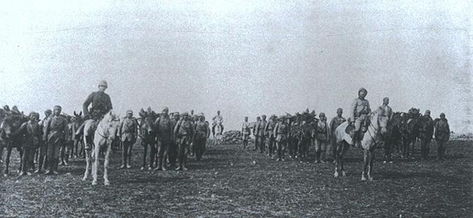 Etkileri bir asırdır süren 1. Dünya Savaşı bu karelerde 46