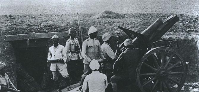 Etkileri bir asırdır süren 1. Dünya Savaşı bu karelerde 47