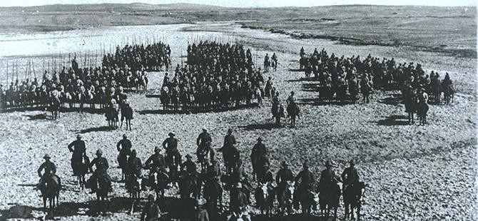 Etkileri bir asırdır süren 1. Dünya Savaşı bu karelerde 48
